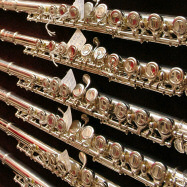 Large choice of flutes