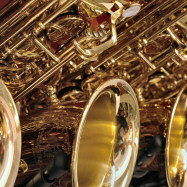 Wide selection of quality saxophones